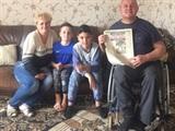 История семьи инвалида-колясочника Игоря Назаренко и его супруги Людмилы: ««Когда Славянск освободили, я плакала от радости, будто снова родила ребенка»