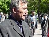 Живет в общежитии цирка и получает украинскую пенсию как бывший депутат Рады: несколько фактов из жизни славянского коммуниста Анатолия Хмелевого