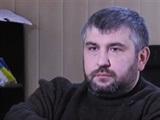 Адвокат из Славянска Олег Дьяченко – о днях в подвале захваченного СБУ: «Была монетка 25 копеек, выцарапал на стене «Україна Єдина»