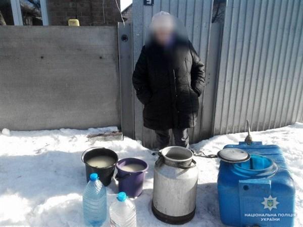Цифра дня. Стало известно, сколько полицейские Славянска ликвидировали самогонных точек