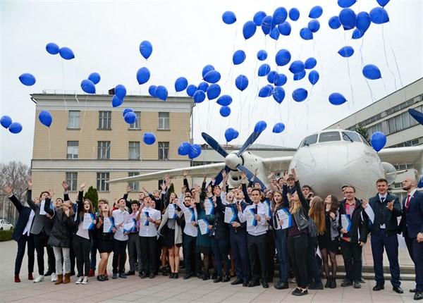 Студенты Славянска победили во всеукраинском конкурсе и летят на авиафорум в Лондон