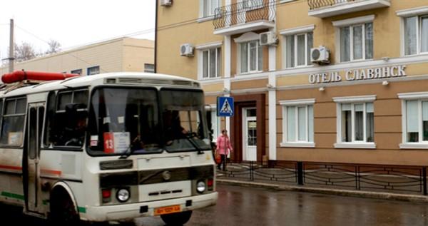 Билеты в автобусах Славянска: необходимость или пережиток прошлого?