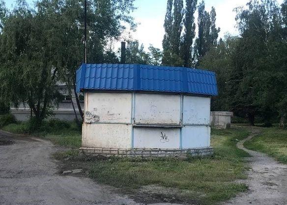 Незаконные МАФы уродуют облик Славянска