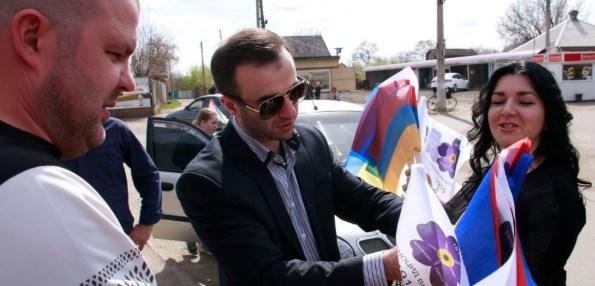 В Славянске армянская община открывает воскресную школу