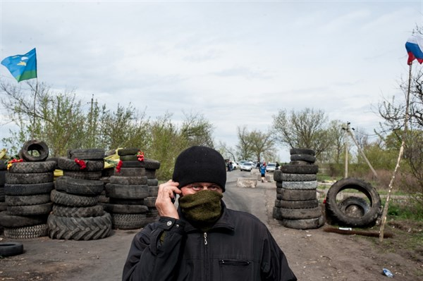 4 года – в страхе: полиция задержала жителя Былбасовки, который во время «русской весны «помогал боевикам