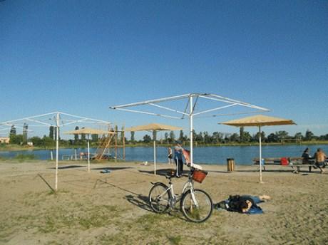 Прибрежная зона озера Вейсовое: что предполагает проект реконструкции и будет ли побережье ограничено для доступа отдыхающих