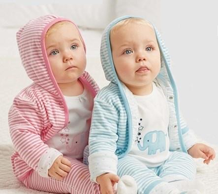 Стильная и яркая одежда для малышей по доступным ценам