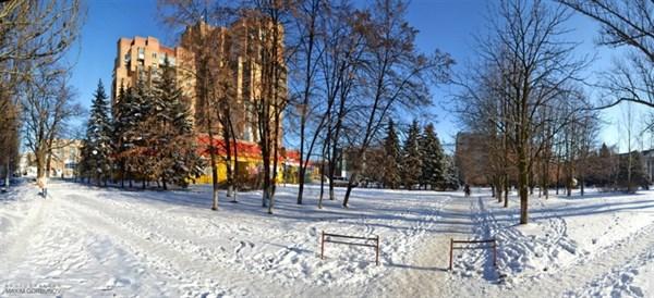 Зимний Славянск в Instagram: места, где «селфились» жители и гости города в ноябре