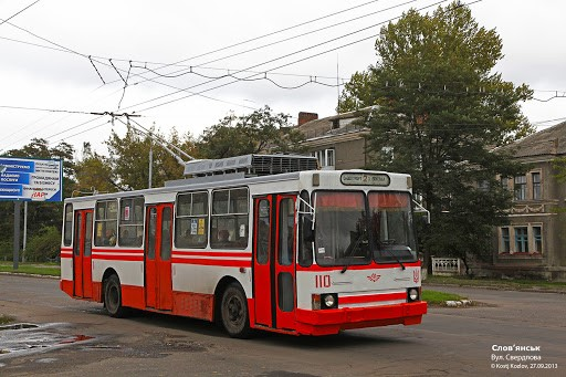 В Славянске просят не списывать троллейбусы