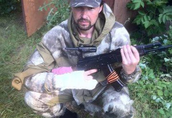 Из России депортировали одессита, воевавшего в Славянске против украинской армии