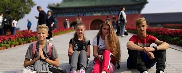 Танцоры из Славянска съездили в Китай на чемпионат мира по бальным танцам. Их впечатления