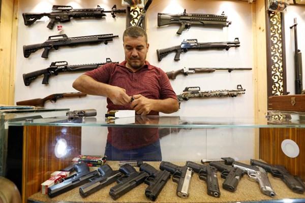 Оружейный магазин: вот, где выбрать все необходимое для охоты