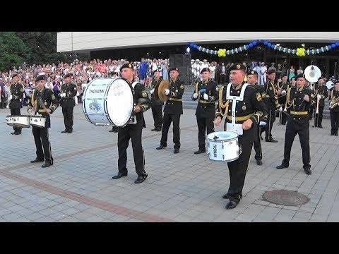 На Соборной площади состоится концерт военного оркестра (анонс)