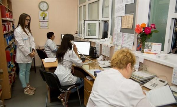 Цифра дня. Стало известно, сколько в Славянске заключено деклараций с семейными врачами