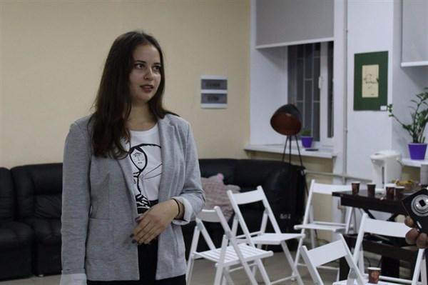 У «Теплиці» відкрилась виставка талановитої художниці з Харкова