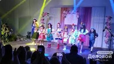 В Славянске прошел конкурс Little Princess 2021