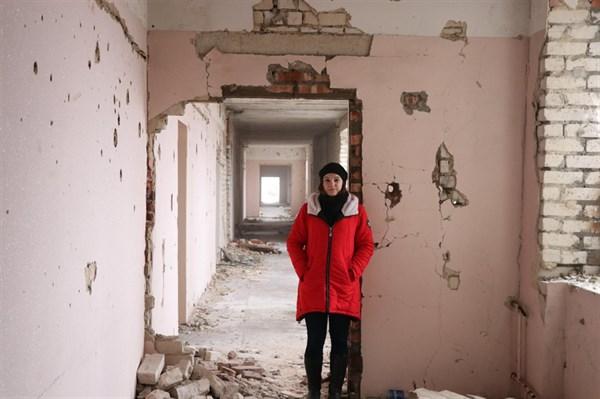 Славянск глазами жительницы Львова: не хватает локации для кинопоказов и проукраинский выбор местных жителей