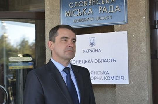 Общественные организации предложили кандидатуру главы ВГА Славянска
