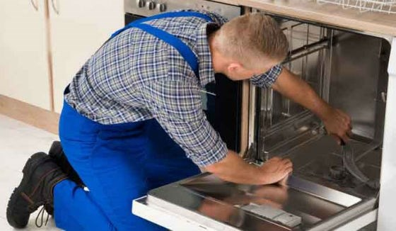 Ремонт посудомоечной машины в Виннице: быстро, надежно, качественно