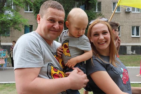 Фестиваль семьи в Славянске: как это было (ФОТОРЕПОРТАЖ)