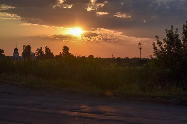 Красоты Славянска: как встретить рассвет в родном городе и увидеть его неповторимость