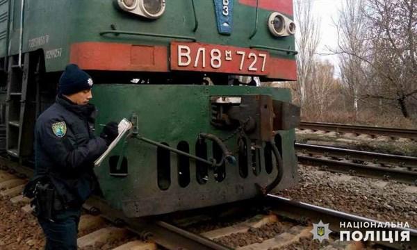 Самоубийство в Славянске: мужчина бросился под поезд