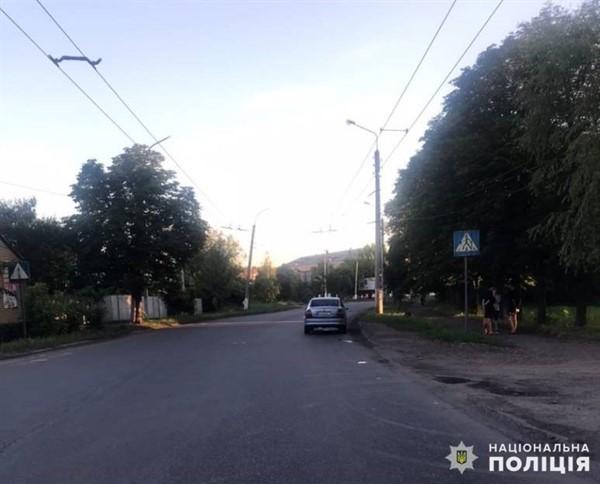 В Славянске юный водитель иномарки сбил мальчика на переходе