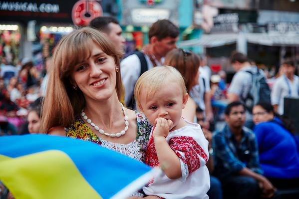 День независимости в Славянске: фестиваль приключений, парад вышиванок и дискотека под открытым небом