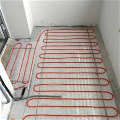 Преимущества отопления нагревательным кабелем
