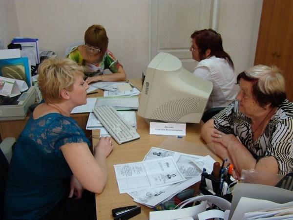 Славянское управление Пенсионного фонда объединится с краматорским, но в городе останется отдел обращений