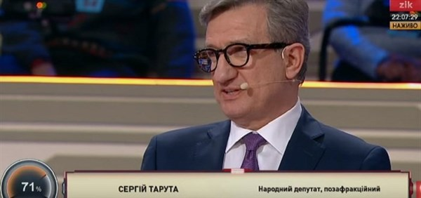 «Я звонил и министру, и президенту, который не брал трубку»: Тарута рассказал о событиях, когда колонна Гиркина шла из Славянска в Донецк