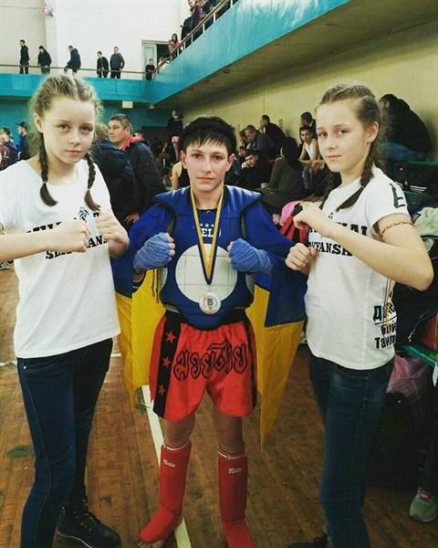 Кикбоксер из Славянска стал серебряным призером Чемпионата Украины по таиландскому боксу (ФОТО)