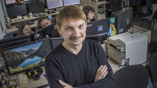 Как в Краматорске начали писать программы для заказчиков из США