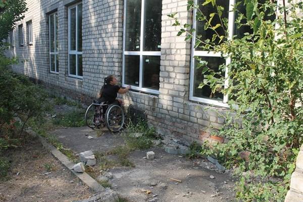 «ЕС нам уже не поможет»: в Славянске заморожена реконструкция двух зданий, в которых планировалось сделать жилье для переселенцев