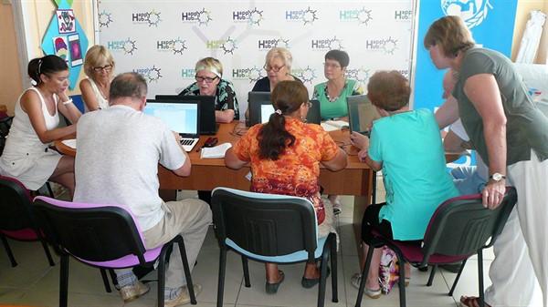 В объединенной громаде Славянска запущен опрос среди взрослого населения