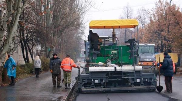 Планы Славянска: капитальный ремонт дороги и крыши общежития