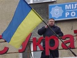 Назначение дня: президент Украины доверил Славянск начальнику горловской милиции Андрею Крищенко (ВИДЕО)