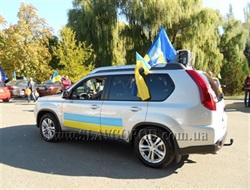 Сайт Slavgorod.com.ua представляет ТОП-10 участников славянского патриотического автопробега