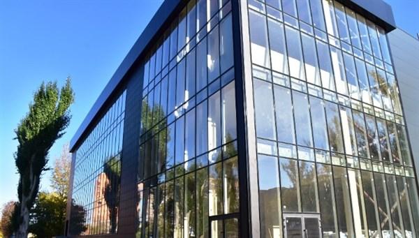 В строящемся торговом центре Славянска сдают торговые места по 250 грн. за метр квадратный