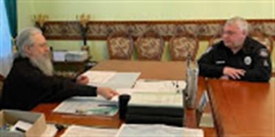 Полиция Славянска и представители  конфессий обсудили формат Пасхальных праздников