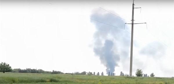 СБУ Украины просит откликнуться очевидцев, которые помогут выяснить, как в Славянске сбили вертолеты