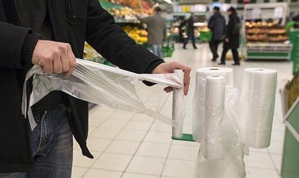 Жители Славянска высказались о запрете пластиковых пакетов