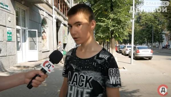 Журналисты узнали о мечтах жителей Славянска
