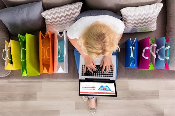 Онлайн-шопинг в Украине: кто и что покупает в интернете