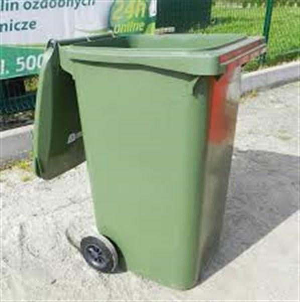 Цифра дня. За неделю в Славянске сгорело 12 пластиковых контейнеров для мусора