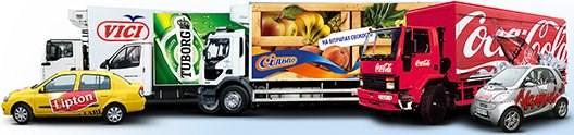 Реклама на транспорте - эффективность бизнеса