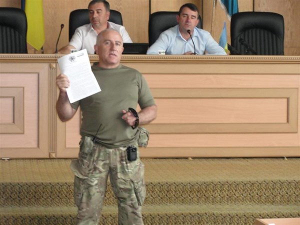 Автопробег - в защиту Василия Хоменко: активисты едут на суд в Мариуполь