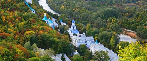 Вот, новый поворот: Святогорск планируют присоединить к Славянску