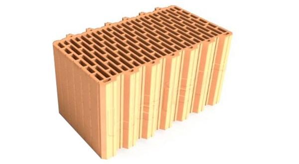 Керамические блоки для возведения надежных конструкций