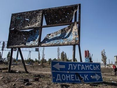 """Жители Славянска считают, что людей в оккупации нужно поддерживать, потому что """"они наши"""""""